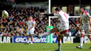Ruan Pienaar could miss Ulster's clash with Leicester - he scored all of Ulster's points when they beat the Tigers last season