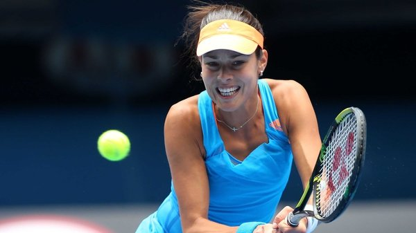 Ana Ivanovic fought back well to claim a first victory over the American