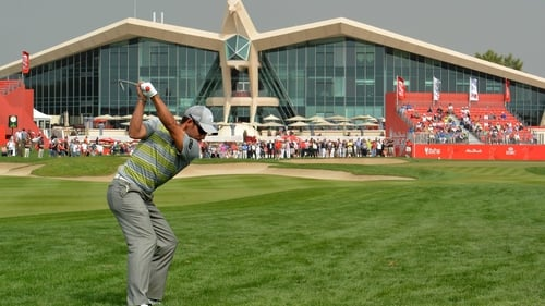 Pablo Larrazabal significantly birdied the last to ensure victory