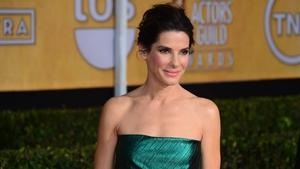 Sandra Bullock put motherhood above stardom last Sunday