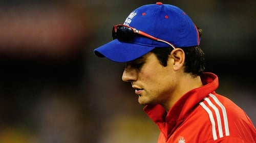 Alastair Cook is under pressure after seven losses in the last nine Tests