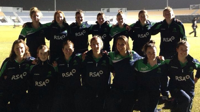 Ireland women beat Pakistan in their T20 clash in Doha