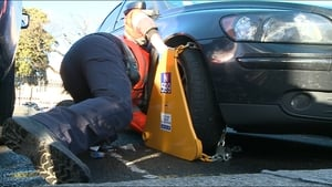 A number of motorists who were caught removing a clamp have been prosecuted