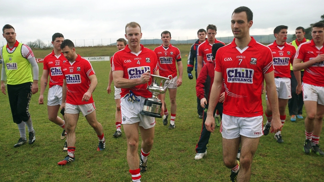 Cork - fresh from their McGrath Cup success - overcame newly promoted Westmeath in Division 1