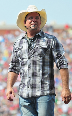Country music superstar Garth Brooks sold out a fourth and fifth date at Dublin's Croke Park