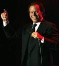 Spanish singer/songwriter Julio Iglesias
