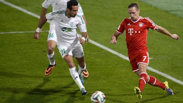 Ribery: 'Ronaldo won nothing'