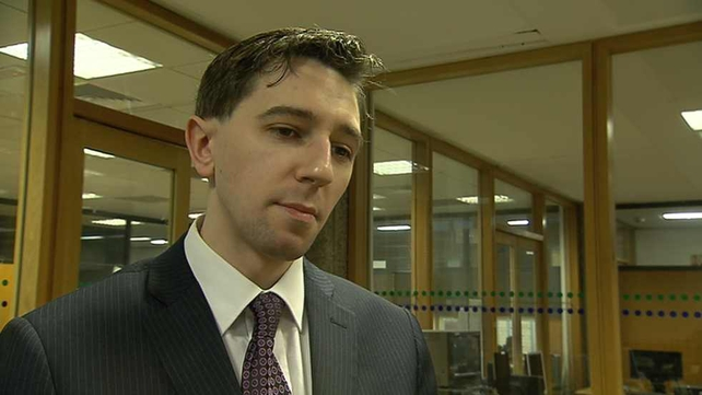 Simon Harris said PAC should seek to have its terms extended