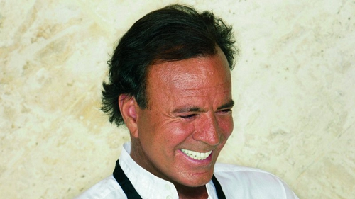 Julio Iglesias plays gigs in Cork and Dublin this May