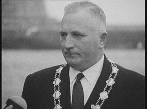 Mayor of Galway Martin Divilly (1964)
