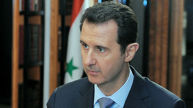 Syrian president Bashar al-Assad agreed to destroy his chemical weapons arsenal after international pressure