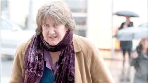 Mary Miley (above) and Noel Ryan will be sentenced next week