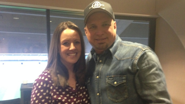 Friends in high places: RTÉ Ten's Suzanne Byrne chats to country music superstar Garth Brooks
