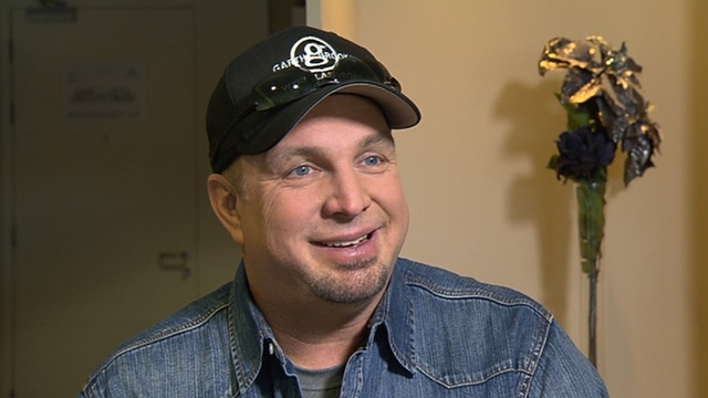 Hold your horses - Garth says no plans for Cork gig