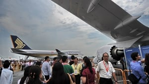 Singapore Airshow is Asia's largest aerospace and defence event and one of the world's most important