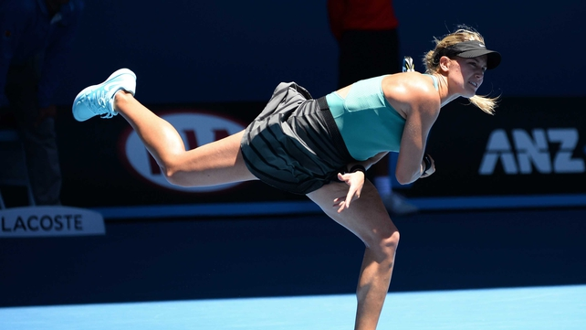 Eugenie Bouchard is the first Canadian to reach the semi-finals of the Australian Open