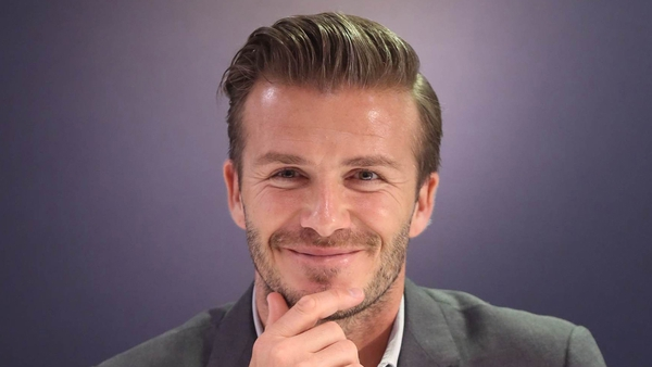 Beckham goes to Peckham