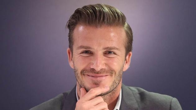 Beckham goes to Peckham