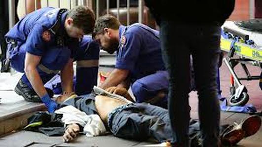 Street violence in Australia