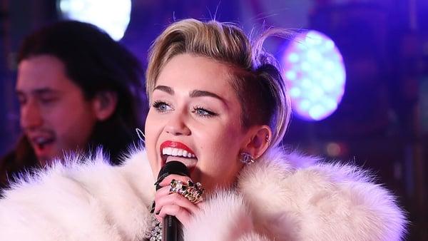 "Miley Cyrus: ""I get nervous"""