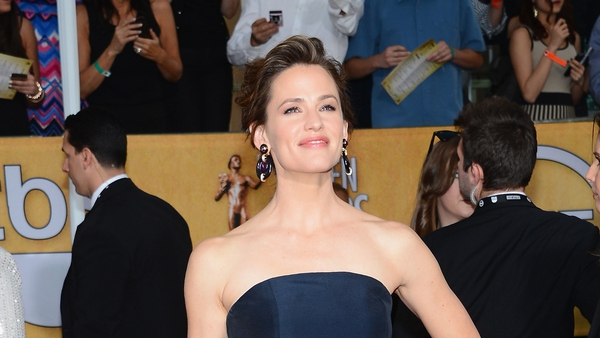 Jennifer Garner: ''I've seen the suit. It's unbelievably cool.""