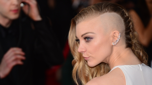 Dormer shaves head for role