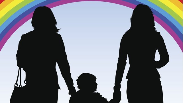 The majority of LGBT parents experience acceptance from family, friends and workmates