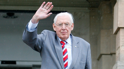 Ian Paisley was known for his outspoken views and statements