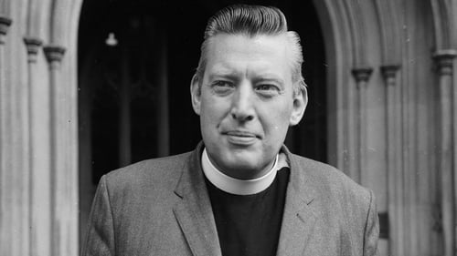 Ian Paisley at Westminster in 1970 to take his seat as the Protestant Unionist member of Parliament for Antrim (North)