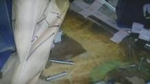 Leak discovered at Fukushima nuclear plant