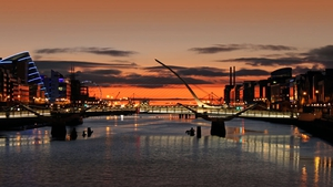 Does Dublin get the lion's share of investment and employment?