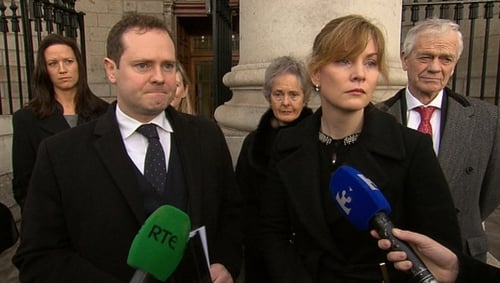 David and Roberta Dodd said the death of their son, Senan, had been avoidable