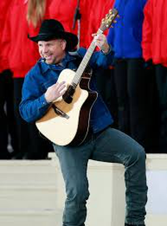 Garth Brooks-  Ticket competition