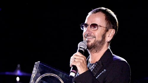 Ringo  - the luckiest man in rock history - appears on the Grammys tonight with old buddy Paul McCartney.