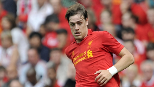 Sebastian Coates awaiting completion of move from Merseyside