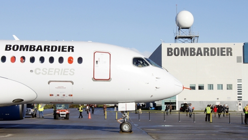 The job cuts represent around 4.4% of Bombardier's workforce
