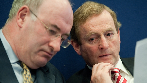 Minister Hogan and Taoiseach Enda Kenny said they have full confidence in John Tierney as MD of Irish Water