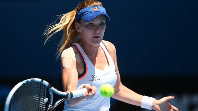 Agnieszka Radwanska ended a seven-match losing sequence against Victoria Azarenka in some style
