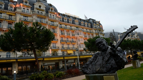 Montreux is better known for its jazz festival in July