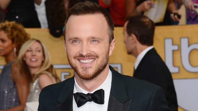 Aaron Paul is talking about reprising his role as Jesse Pinkman