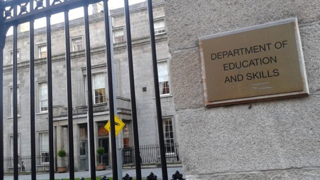 The Departments of Education and Justice set up a taskforce