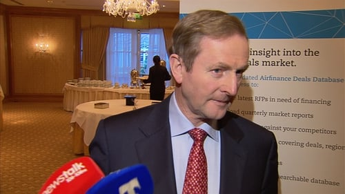 Taoiseach Enda Kenny said he was hopeful the new charities regulator will bring about transparency