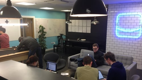 Intercom currently employs 47 staff in a number of locations, including Dublin and San Francisco