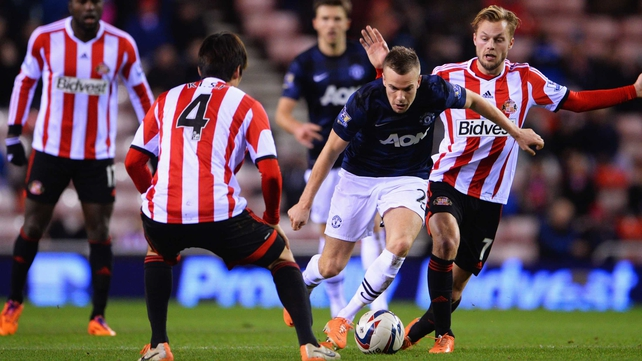 Tom Cleverley: 'We have to shoot ourselves up the league, then hopefully we can end the season positively'