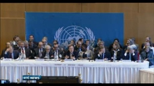 Sharply opposing views aired at UN-organised conference on Syria