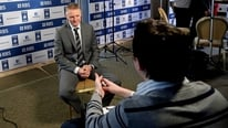 Ireland coach Joe Schmidt looks ahead to his first Six Nations campaign