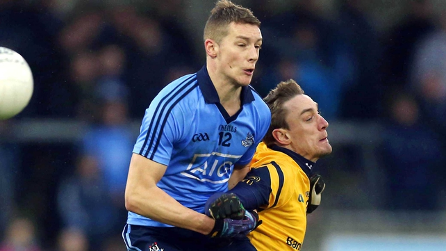 Jason Whelan (l) will be eligible for Dublin's final two league games