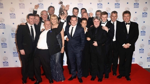 O'Carroll and the gang - Awards success continues
