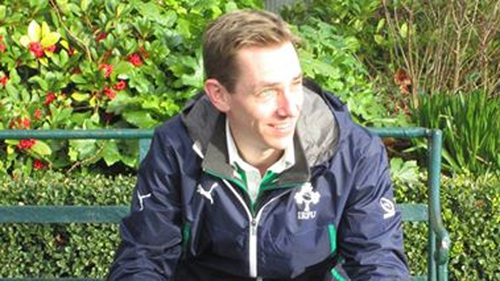 Ryan Tubridy 'broken man' after rugby session