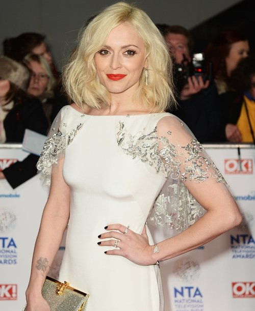 Fearne Cotton stuns in vintage look